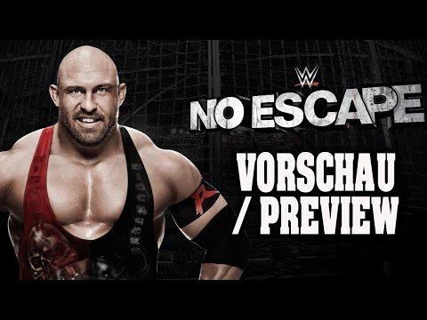 WWE Elimination Chamber / No Escape 2015 VORSCHAU / PREVIEW + Gewinnspiel