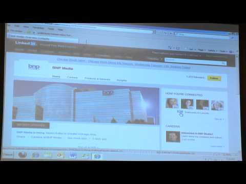 Career Fair - LinkedIn Advanced: Job search strategies utilizing LinkedIn