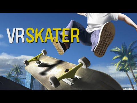 """VR Skater - Bande Annonce """"Early Access"""""""