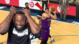 THIS IS THE REASON LONZO BALL GOT TRADED! NBA 2K19 MyCareer Ep 118