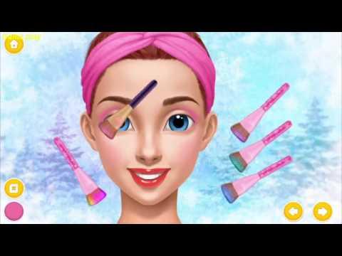 Fun Care - Princess Gloria Makeover Kids Games for Girls - Magic Makeup Salon Dress Up Baby Gameplay