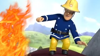 Fireman Sam US full Episodes | Fire in the Train | Compilation 🔥Kids Movies