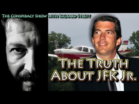 The Truth about JFK Jr. | The Conspiracy Show LIVESTREAM Nov 4