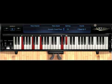 Expect the great - Piano Cover and Chords Jonathan Nelson