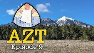 AZT 2019 Thru-Hike: Episode 9 - Flagstaff Bound