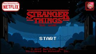 Stranger Things: The Game chapter 4 part 1