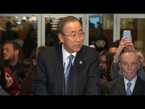 UN says bye bye Ban Ki-moon as South Korean presidency beckons