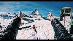 Matterhorn Skiing Paradise   GoPro Hero 5 (4K)