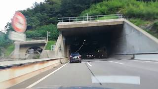 ELVEȚIA: Pentru noi este doar un vis: Autostrada sfredelește munții. Cel mai lung tunel