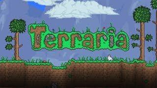 Terraria - Путешествие в глубины ада, рыбалка и поиск боссов.