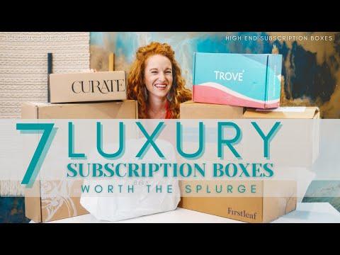 7 Luxury Subscription