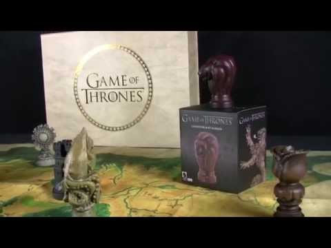 Game Of Thrones Map Marker Unboxing