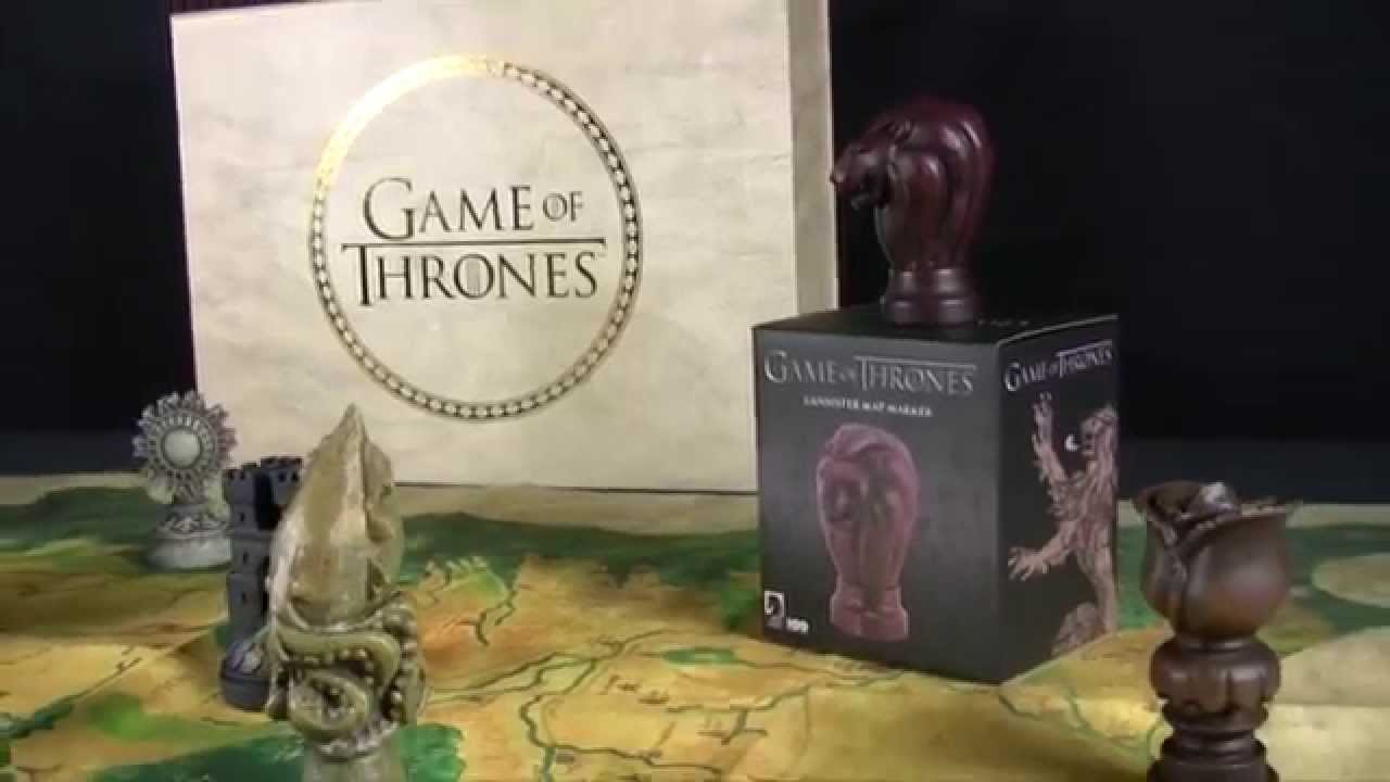 Amazon.com: USAopoly Risk Game of Thrones Strategy Board ...