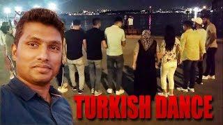 Turkish | Kurdish Traditional Dance in the Street of Istanbul
