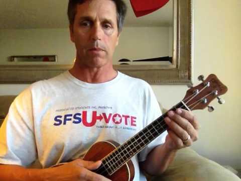 Hawaii Five-O - Ukulele Chords