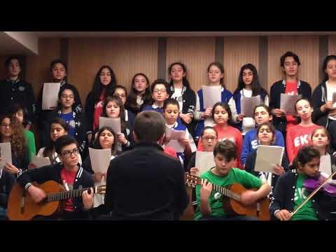 Eko Orkestrası - Yarınlar Bize Emanet (Prova)