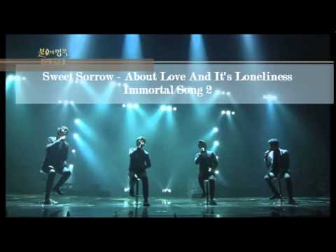 Sweet Sorrow - About Love And It's Loneliness (immortal Song 2)