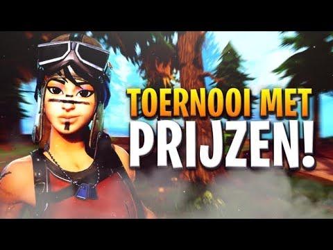 €120 TOERNOOI VAN GAMERLEAGUE 1 TEGEN 1!!   - Fortnite LIVE (Nederlands) thumbnail