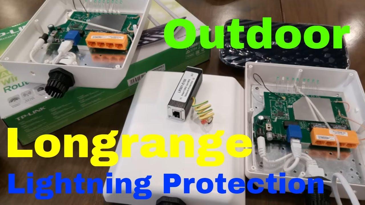 Increase Wifi Antenna Range 5dbi To 16dbi High Gain Outdoor Router Youtube