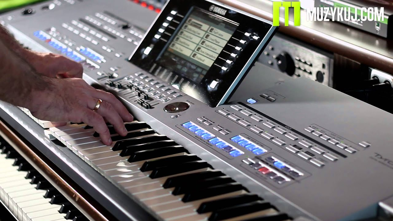 Yamaha tyros 5 sounds youtube for Yamaha tyros 5