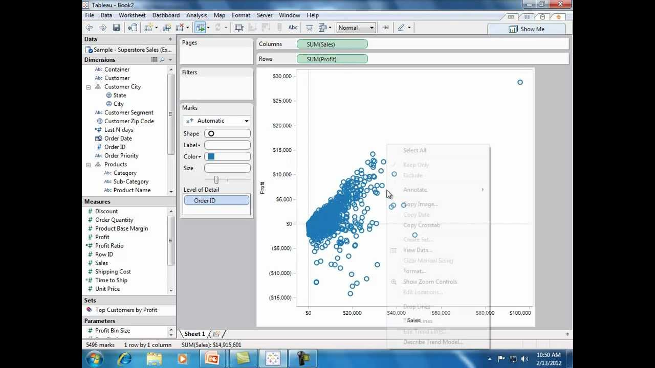 When to Use Scatter Plots  Episode 5  Which Chart Or Graph Is Right for You?