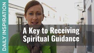 spiritual guidance with Necole