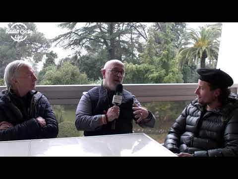 Axel Carion et Patrick Van Den Bossche