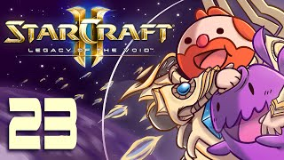 StarCraft II: Legacy of the Void [Part 23] - Into the Void