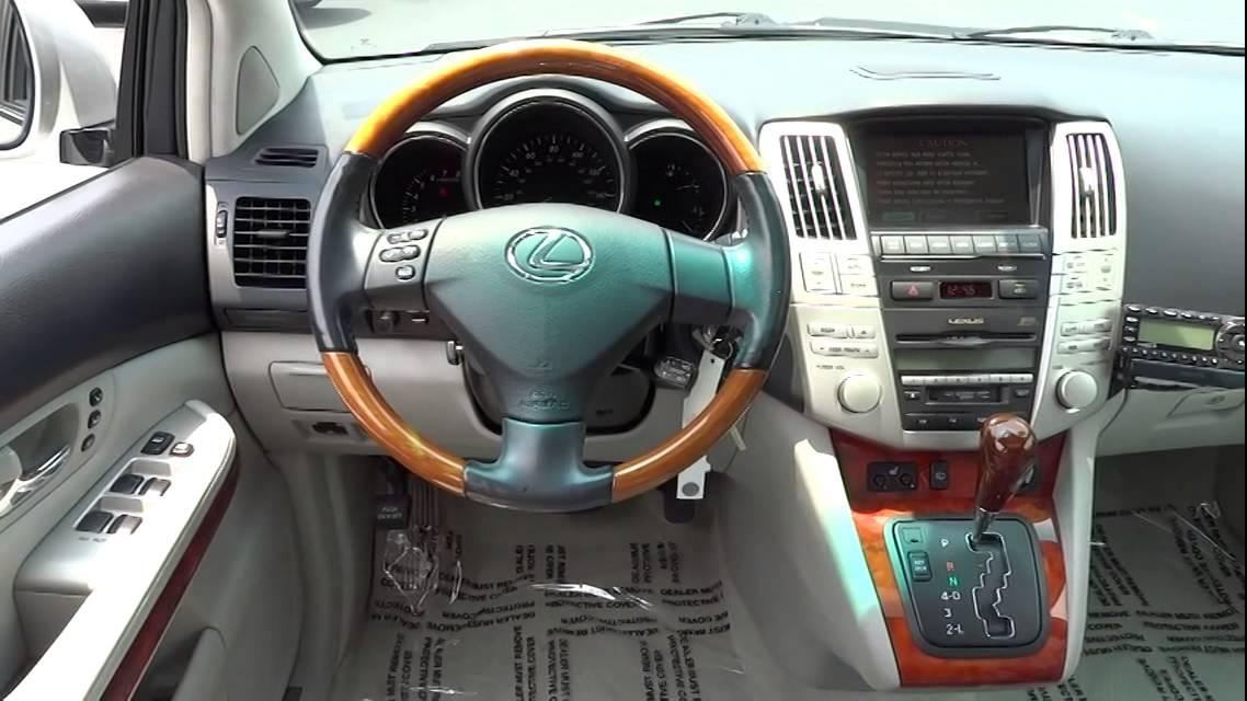 Lexus rx330 review