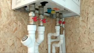 как сделать газовое отопление в доме своими руками