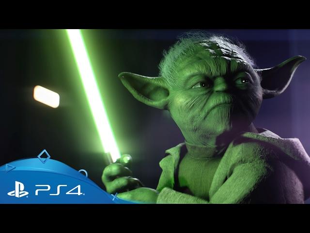Star Wars Battlefront II   Official Gameplay Trailer   PS4