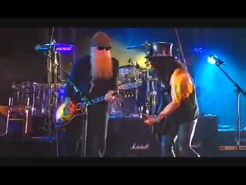 SLASH & BILLY GIBBONS (ZZ TOP) Live [HD] La Grange
