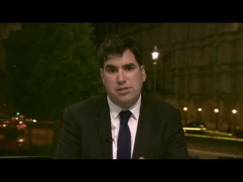 Richard Burgon discusses PLP and Labour leadership on BBC Newsnight 27th June 2016