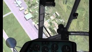 DCS World быстрая авторотация вертолёта без балки!(Весёлое видео, весёлого полёта, весёлого пилота. Быстрая авторотация Ми-8 без балки в мире DCS от =[:)]=Lock., 2014-06-12T20:00:54.000Z)