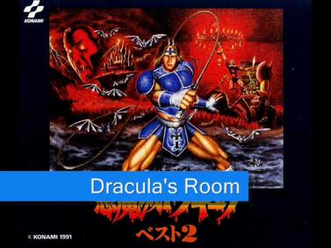Akumajo Dracula Best 2 audio sampler -- Super Castlevania IV side