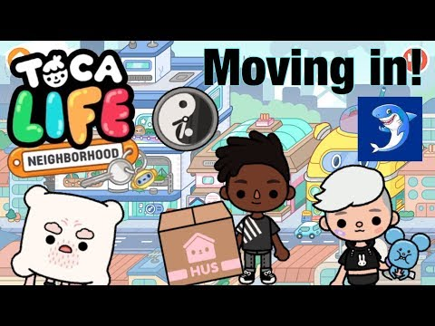 Toca life neighbourhood | Moving In! #1