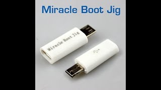 How To Use Miracle boot Jigs SPD Auto Boot