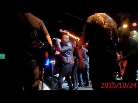 Sitting in with The Combo - 10/24/16 - Set Two