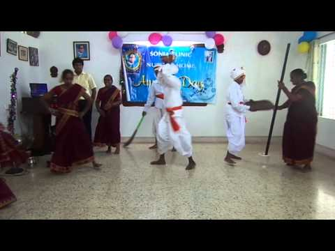 Malenadu moolenage dance by Girija Kamath Manipal