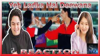 Download Lagu Yeh Ladka Hai Deewana Reaction! | Kuch Kuch Hota Hai | Shah Rukh Khan | Kajol | Udit Narayan | mp3