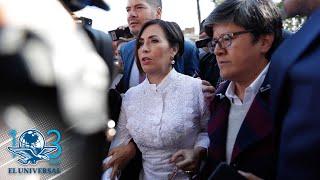 Así fue como Rosario Robles fue vinculada a proceso