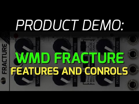 WMD Fracture - Features and Controls