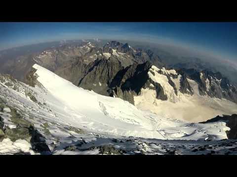 La barre des écrins 2015 (L'ascension du sommet des Hautes Alpes)