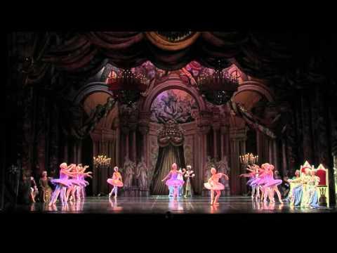 Спящая Красавица 1 акт (Sleeping Beauty 1 act) Moscow Ballet la Classique