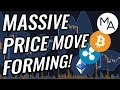 MASSIVE Price Move Forming In Bitcoin & Crypto Markets! BTC, ETH, XRP, BCH & Cryptocurrency News!