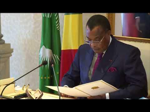 CONGO UN ACCORD AVEC LE FMI SOUMIS A DES EXIGENCES DE GOUVERNANCE ET DE TRANSPARENCE PASCAL GANGA N'