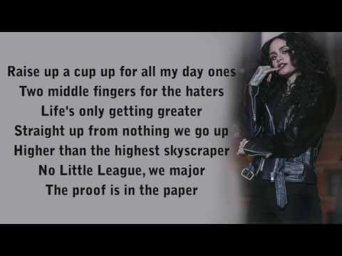 We put Good life -g-eazy kehlani lyrics