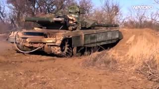...видео смонтированное бойцами АТО...