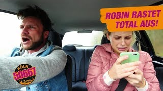 Köln 50667 - Robin rastet am Steuer aus! #1362- RTL II