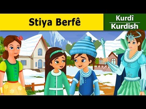 Stiya Berfê- Çîrokên kurdî - Ciroke kurdi - 4K UHD - Kurdish Fairy Tales
